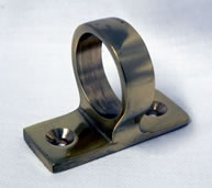 Heavy Duty Sash Ring Polished Brass | finish - Polished Brass :: code - SRPB - Click to Enlarge