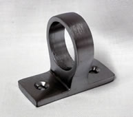 Heavy Duty Sash Ring Satin Chrome